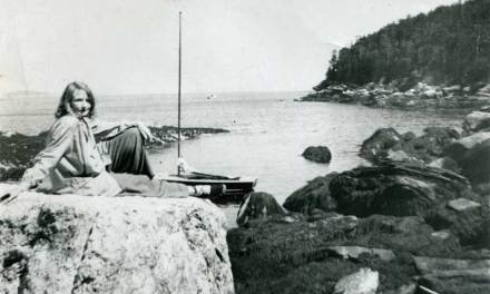 Poet Edna St. Vincent Millay found solace on Ragged Island
