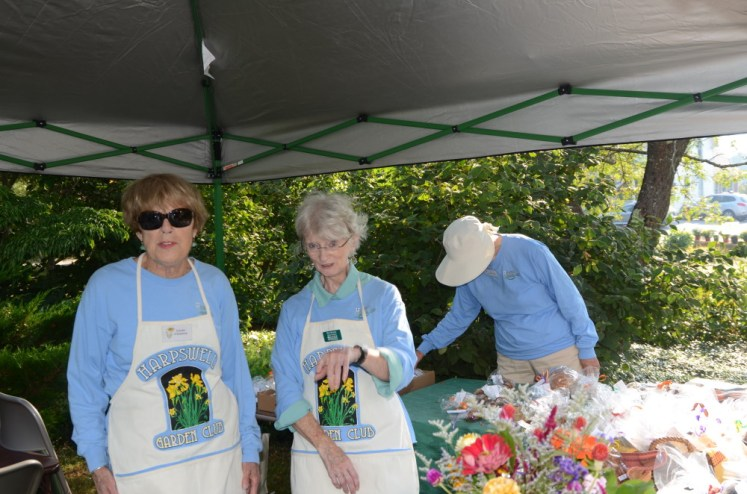 2015 Bake Sale: Linda, Mary and Ann