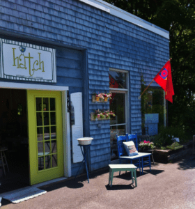 Shopping in Harpswell Maine (4/6)