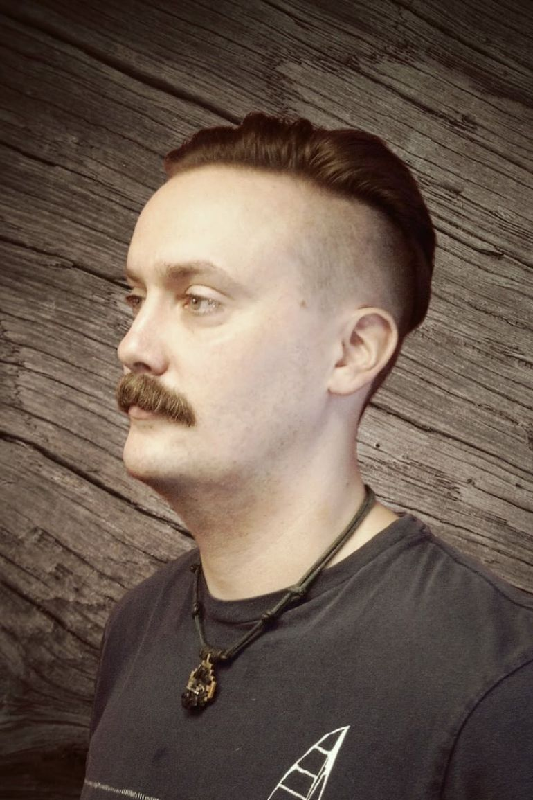8. Undercut Military Hairstyles mens - Harptimes.com