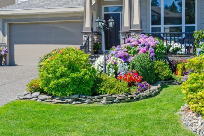 29 Simple Front Yard Landscaping Ideas On A Budget 2018 Harp Times