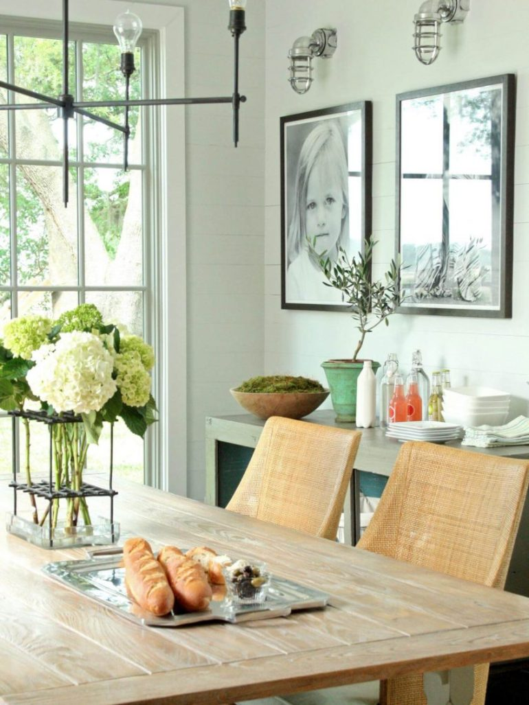 Small Dining Room Wall Decor - Show Some Memories Off - Harptimes.com