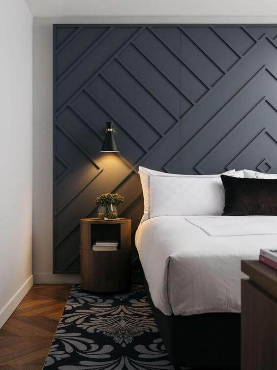 31+ Modern Accent Wall Ideas for Any Room in Your House ...