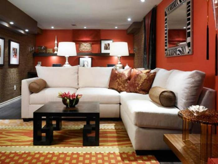 low basement ceiling ideas - 7. Use a Matte Finish on The Ceiling - Haprtimes.com