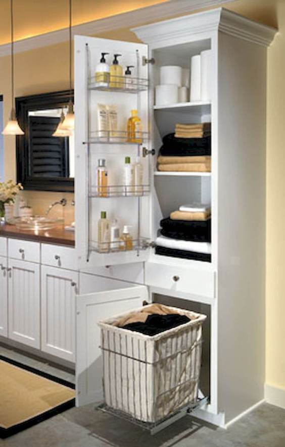 Bathroom Cabinet Ideas Creative Tall Bathroom Cabinet - Harptimes.com
