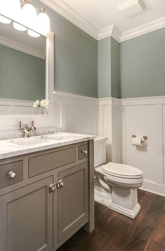 Bathroom Color Paint Ideas Blue Gray Wall Bathroom Color - Harptimes.com