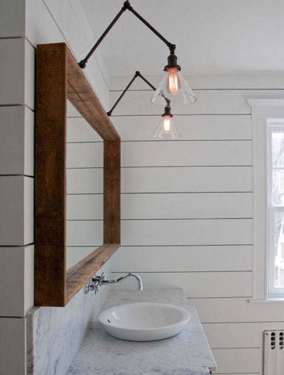 Bathroom Lighting Ideas Bathroom Lighting Ideas Swing-arm Sconces - Harptimes.com