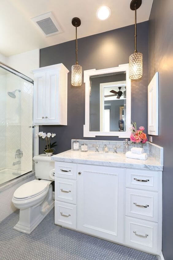 Bathroom Lighting Ideas Small Bathroom Light Pendants - Harptimes.com