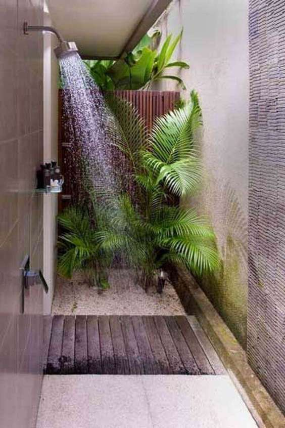 Outdoor Shower Ideas Fresh Outdoor Shower Design - Harptimes.com