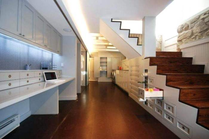 Alternative Basement Storage Ideas