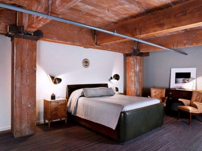 diy rustic Basement Bedroom Ideas As It Is
