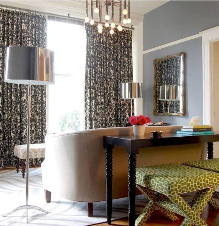 Glamorous Minimalist Sofa Table Decor Ideas