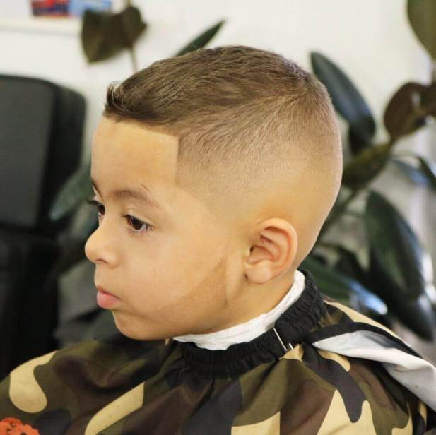 Military Haircuts For Little Boys 81