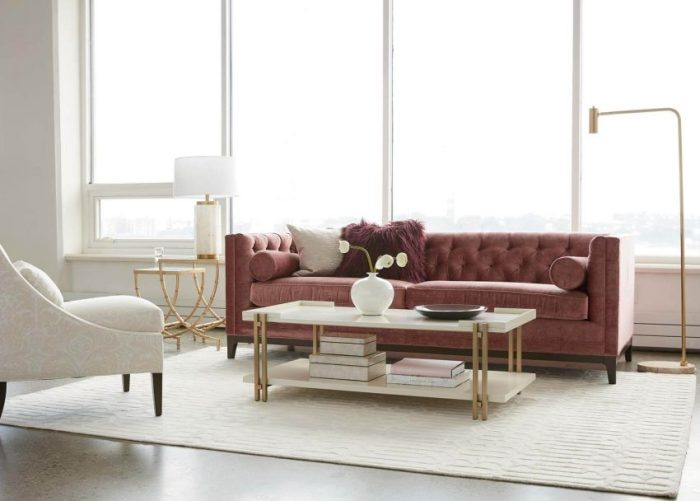 Modern Glam Living Room Decor Ideas