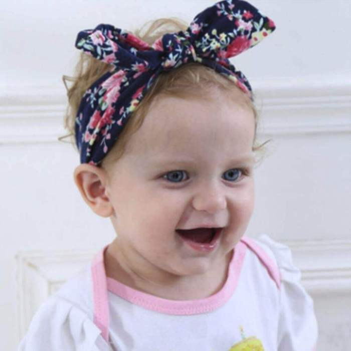 The Style for Baby Girl under One Hairstyles