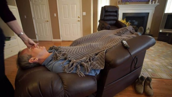 Why You will Sleep Better on A Recliner then Bed