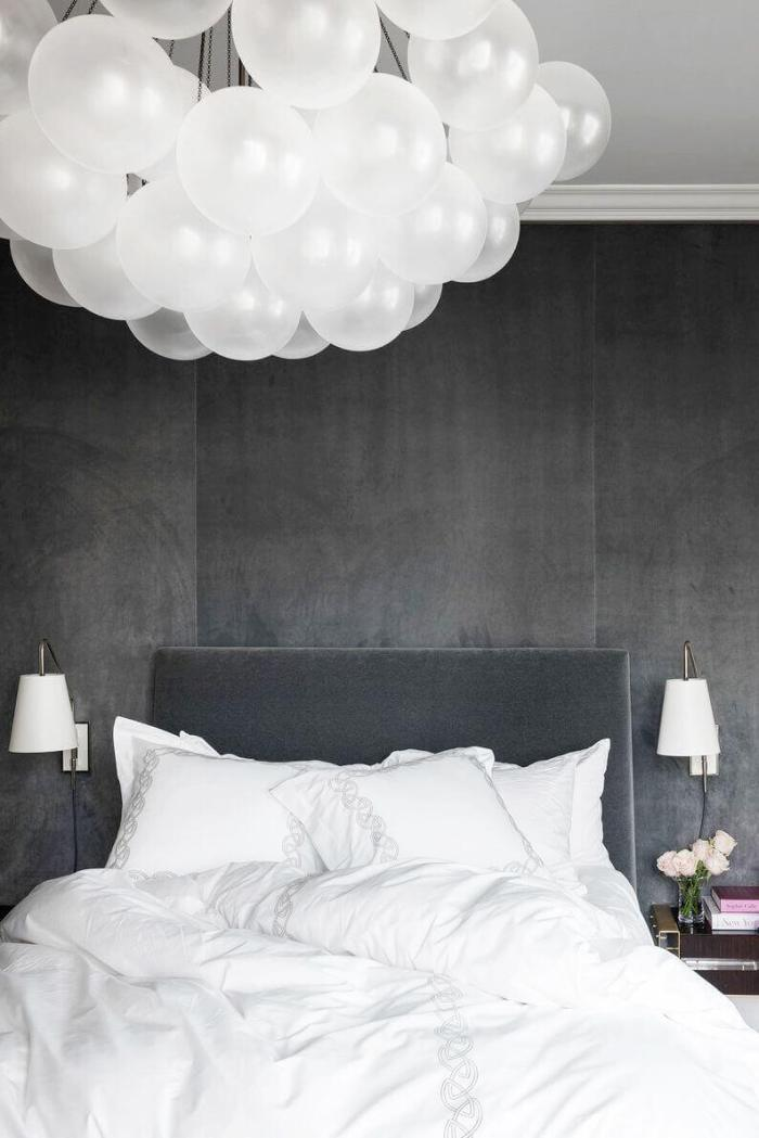 Grey Bedroom Ideas 2020 Upholster the Walls