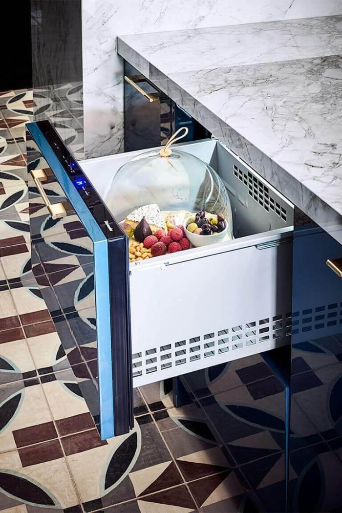 Modern Kitchen Storage Ideas 32 Consider Refrigerator Drawers