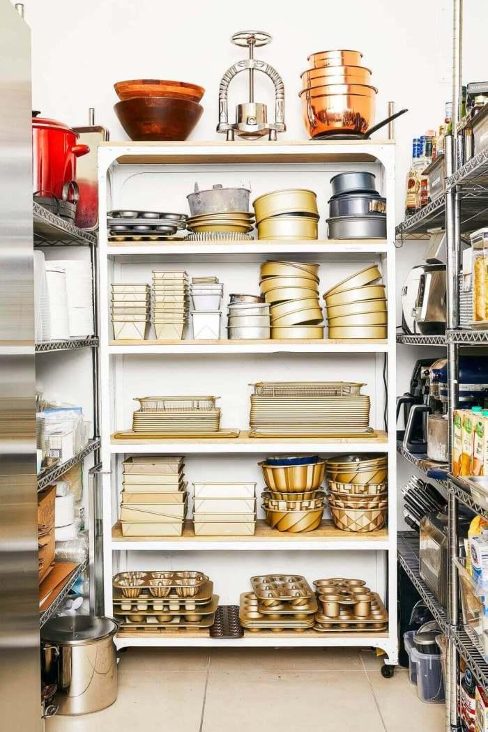 Best Kitchen Storage Ideas Convert a Closet