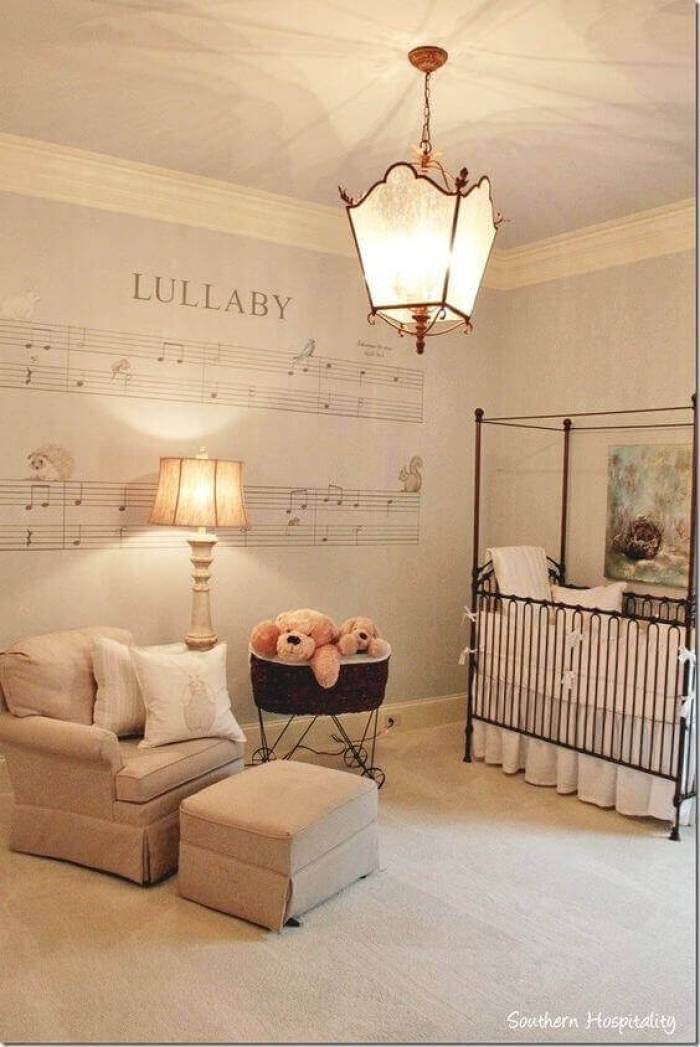 Baby Room Ideas Lighting Ideas for Baby Bedroom - Harptimes.com