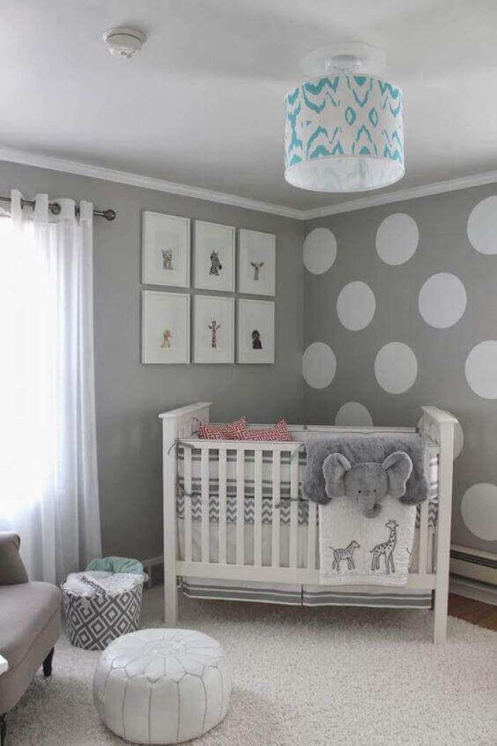 Baby Room Ideas Soft Tones and Patterns for Baby Room Ideas - Harptimes.com