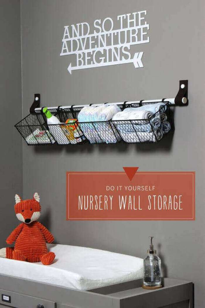 Baby Room Ideas Wall Storage Ideas for Baby Room - Harptimes.com