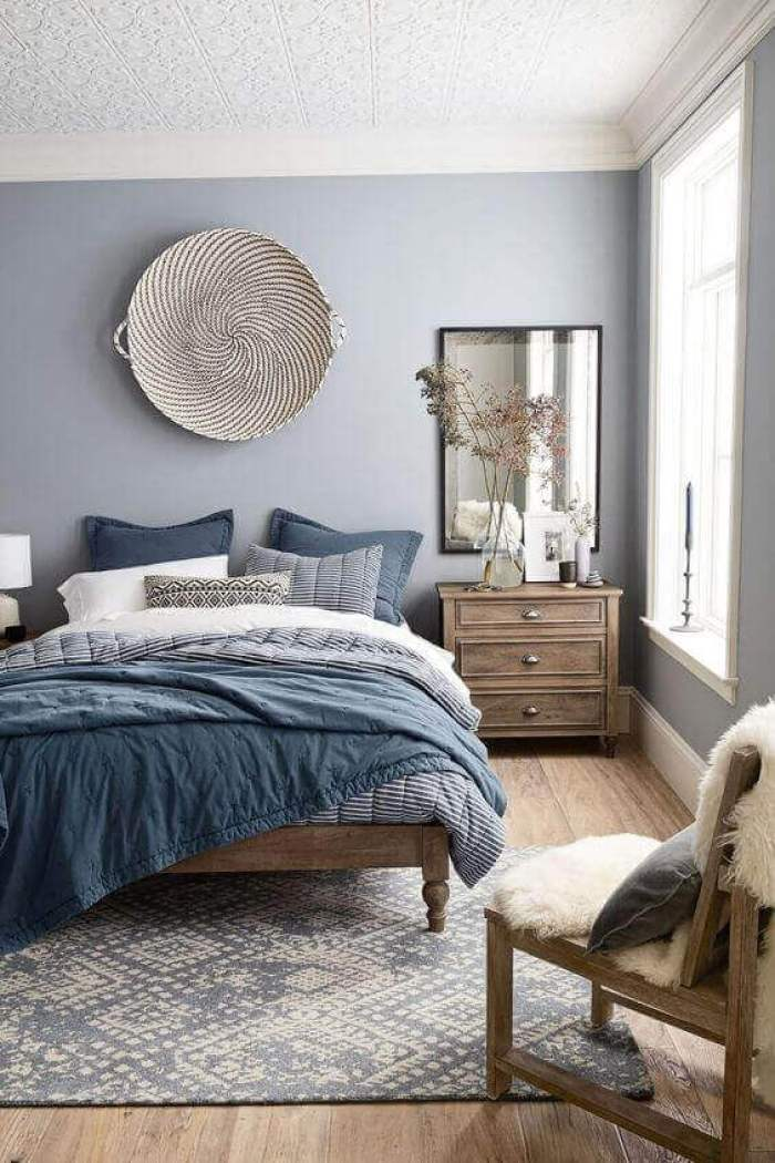 Bedroom Paint Colors I Feel Blue - Harptimes.com