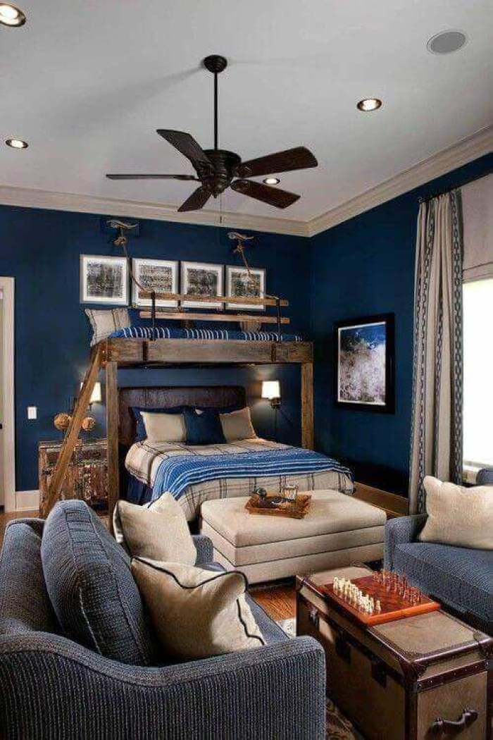 Boys Bedroom Ideas The French Charm - Harptimes.com