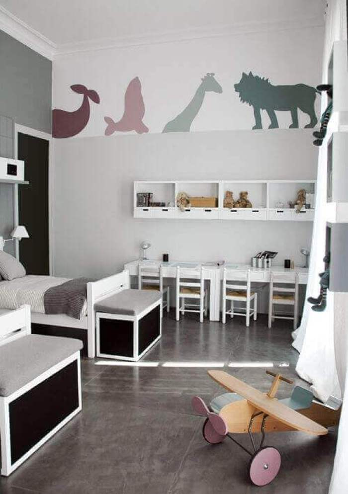 Kids Bedroom Ideas An Unforgettable Slumber Party - Harptimes.com