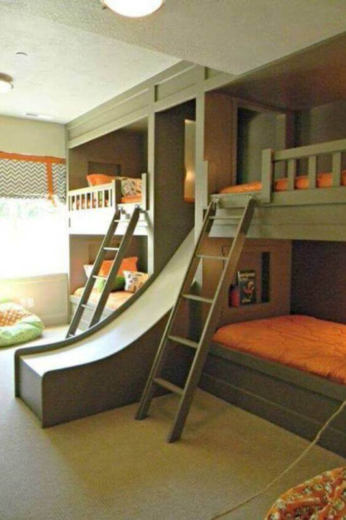 Kids Bedroom Ideas Double Bunk Beds - Harptimes.com