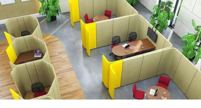 Right Furniture for Office Can Attracts Customers