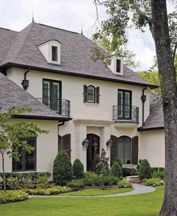 Modern French Country Décor Ideas - Harptimes.com