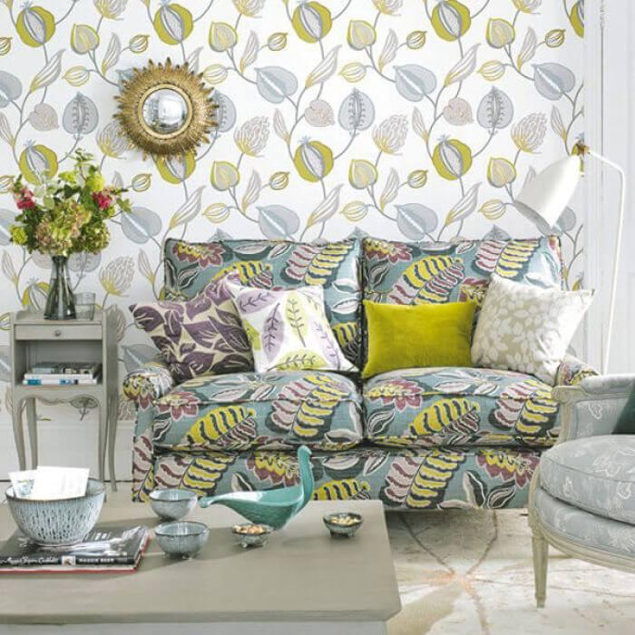 Grey Living Room Furniture Ideas