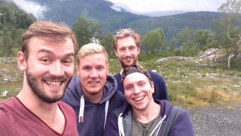 Roadtrip Norwegen angeln Reisebericht