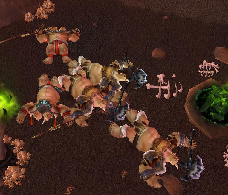 Dead Ogres