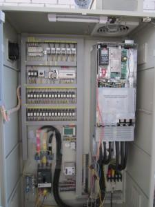 Panel listrik ATS Untuk Toko