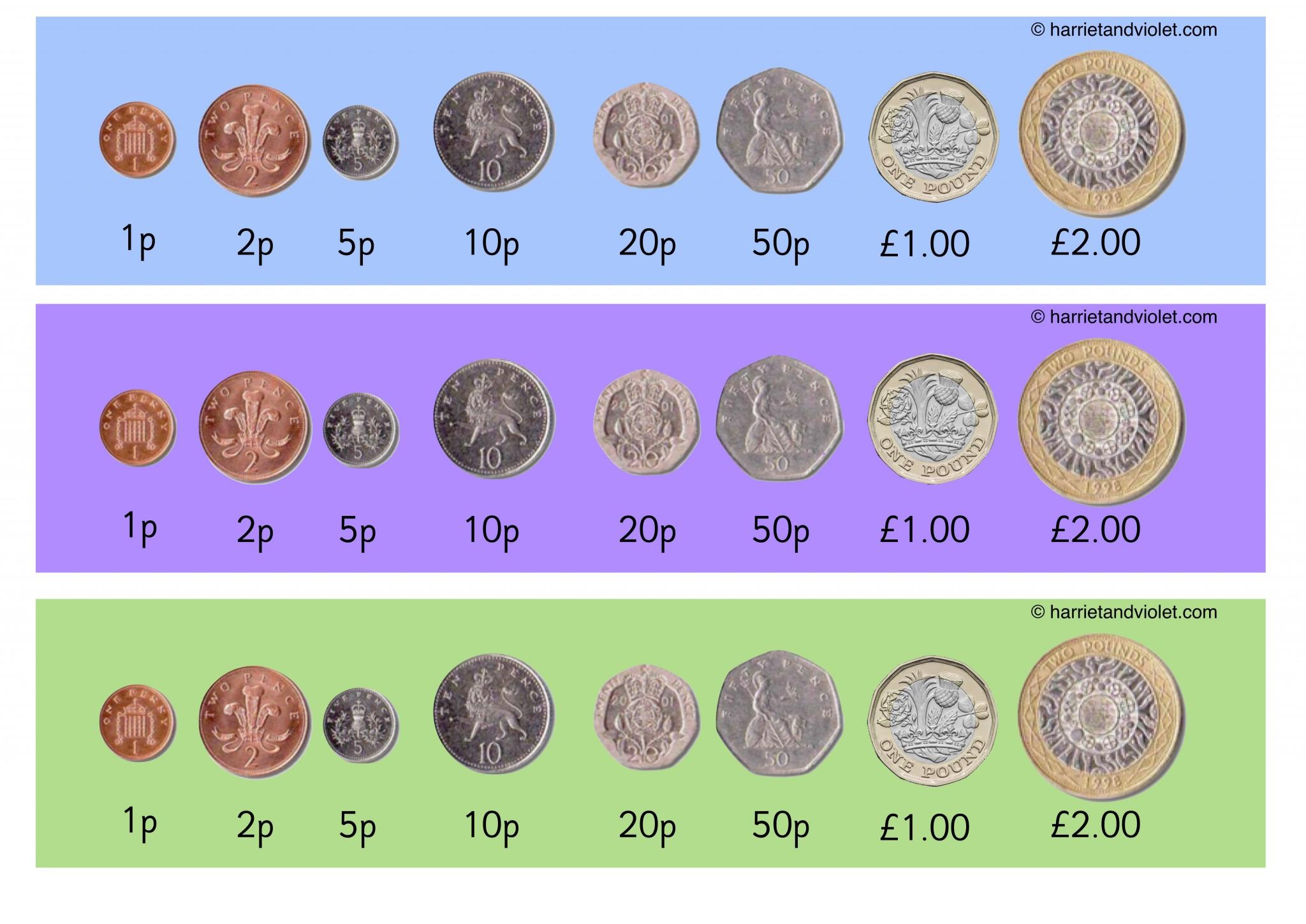 Coin Strip