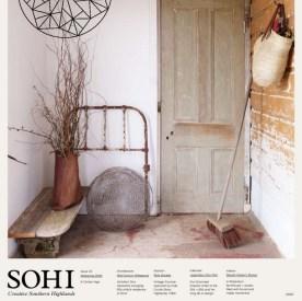 2009 October - SoHi Magazine. Click here for the full article: https://harrietgoodall.files.wordpress.com/2010/08/sohi-page0012-2.jpg