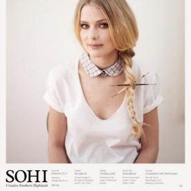 2012 June - SoHi Magazine. Click here for the full article: https://harrietgoodall.files.wordpress.com/2010/08/harrietgoodallhandmade.jpg