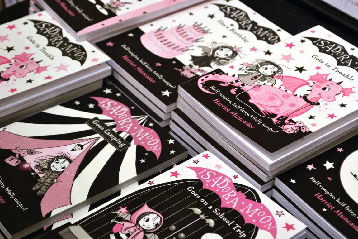 Isadora Moon books in Harpenden Books