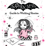 Isadora Moon Guide to Story Writing Front Cover