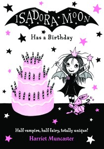 Isadora Moon has a Birthday cover
