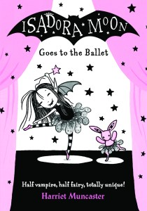 Isadora Moon Goes to the Ballet Cover