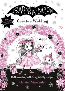 Isadora Moon Goes to a Wedding front cover