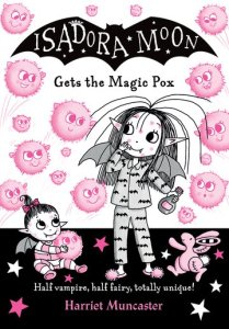 Isadora Moon Gets the Magic Pox cover