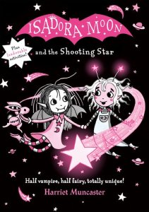 Isadora Moon and the Shooting Star cover