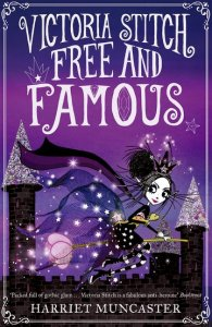 Victoria Stitch Free and Famous cover