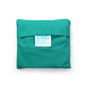 kind bag in pouch green