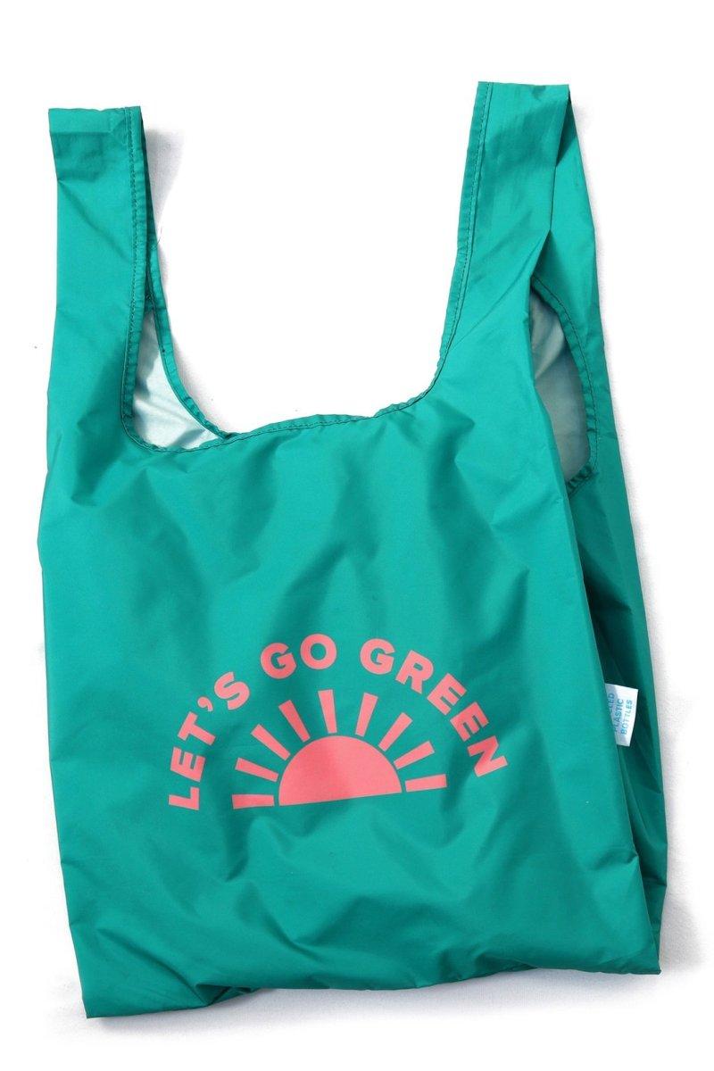 kind bag green