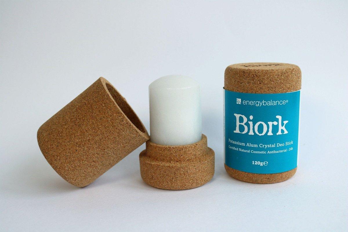 Biork deodorant stick